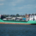Arklow Freedom outward from Garston