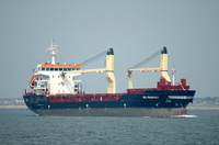 Mersey Shipping  August 2012