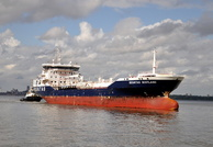 Besiktas Scotland IMO 9350745 11711gt Built 2006 Chemical/Oil Products Tanker