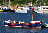 ex RNLB Henry Finlay at Dartmouth