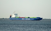 Baltic Bright IMO 9129263 9708gt Built 1996 Ro/Ro Cargo Ship
