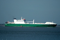 Longstone IMO 9234082 23235gt Built 2003 Ro/Ro Cargo Ship