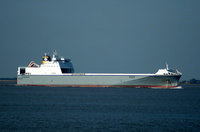 Vespertine IMO 9376713 25593gt Built 2010 Ro/Ro Cargo Ship