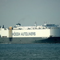 Hoegh Transporter IMO 9176395 57757gt Built 1999 Car Carrier
