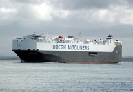 Hoegh Trove IMO 9186302 58684gt Built 2000 Car Carrier