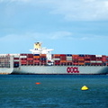 OOCL Netherlands IMO9143075 66086gt Built 1997 Container Ship