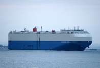 Sunshine Ace IMO 9338852 58917gt Built 2009 Car Carrier