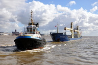 Mersey Shipping September 2012