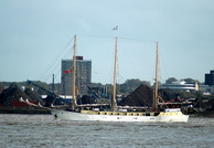 Alva IMO 5013052 Built 1939 Swedish Sail Ship