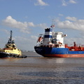 Chemtrans Elbe with tug Svitzer Sussex