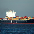 MSC Alyssa IMO 9235050 4th November 2012