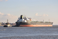 SN Olivia passing Seacombe 5th November 2012