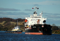 Stolt Skua and MSC Volant