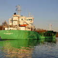 Arklow Resolve IMO 9287766 inward for Manchester 11th December 2012