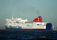 Stena Mersey IMO 9329851 16th December 2012