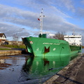 Arklow Flair Latchford Locks 23rd December 2012