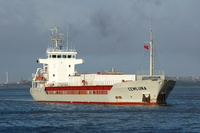Mersey Shipping January 2013