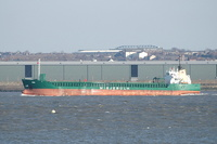 Bimi IMO 8914295 2373gt Built 1991 General Cargo Ship