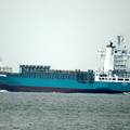 Larissa IMO 9246566 9962gt Built 2004 Container Ship