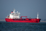 Alice Theresa IMO 9478303 5706gt Built 2010 Chemical/Oil Tanker