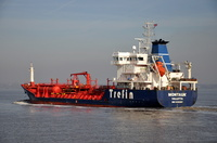 Montauk IMO 9310367 4012gt Built 2005 Chemical/Oil Tanker