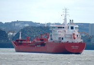Sten Fjell IMO 9460241 13283gt Built 2010 Chemical/Oil Tanker
