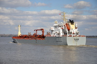 Claus IMO 9268253 4973gt Built 2004 Chemical/Oil Tanker