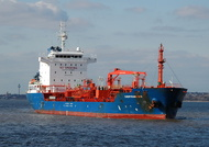 Chemtrans Ems IMO 9439321 8539gt Built 2009 Chemical/Oil Tanker