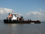 CSL Clyde at Eastham
