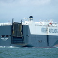 Hoegh Kobe IMO 9330616 59705gt Built 2006