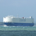 Morning Midas IMO 9289910 46800gt Built 2006 Car Carrier