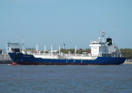 Gas Galaxy IMO 9161065 3942gt Built 1997 LPG Tanker