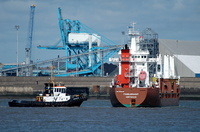 Fagelgracht and Tug Zeebrugge