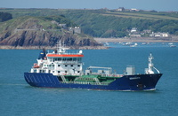 Shipping at Milford Haven