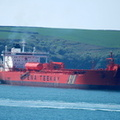 Stena Natalita arriving for Valero 6