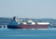 Mozah IMO 9337755 163922gt Built 2008 LNG Tanker
