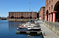 Liverpools Albert Dock
