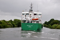Arklow Field sailing for Manchester 1st July 2013