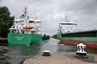 Arklow Field sails Arklow Freedom awaits 1st July 2013