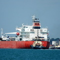 Alpine Maya arriving for Hamble Oil Terminal