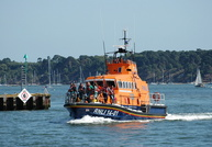 RNLI 14-01 Earl & Countess Mountbatten of Burma