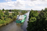 Arklow Freedom inward for Manchester 2nd August 2013