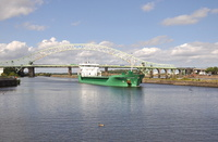 Arklow Freedom at Runcorn 2nd August 2013