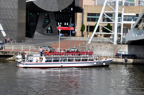 Princess Katherine (Manchester River Cruises) at Salford Quays