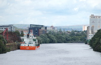 Calypso and Arklow Rambler at Manchester 15th August 2013