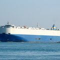 Asian Beauty IMO 9070462 45121gt Built 1994 Car Carrier