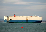 Frontier Ace IMO 9209271 52276gt Built 2000 Car Carrier