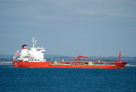 Dale IMO 9340398 8539gt Built 2007 Chemical/Oil Tanker