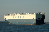 Morning Camilla IMO 9477919 60876gt Built 2009 Car Carrier