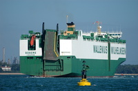 Boheme  IMO 9176565 67264gt Built 1999 Car Carrier